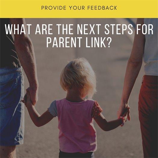Parent Link Next Steps