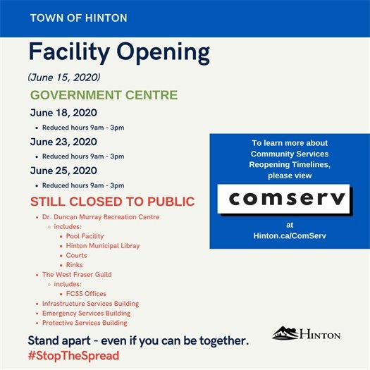 Facility Openings image