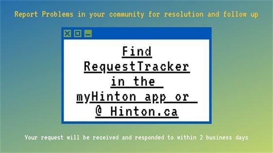 Request Tracker Ad
