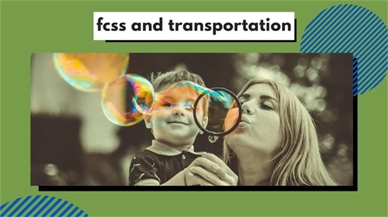 fcss and transportation