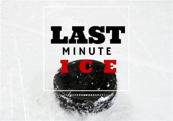 Last Minute Ice