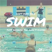 Don't Miss Your Swim Just Because the Pool is Closed