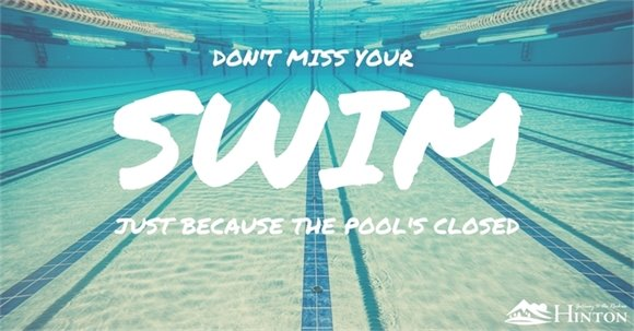 Pools Closed Banner