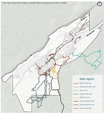 Trails/Bike Park Mapping