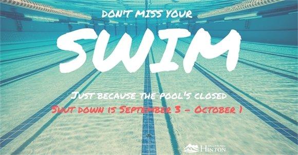 Swim Banner