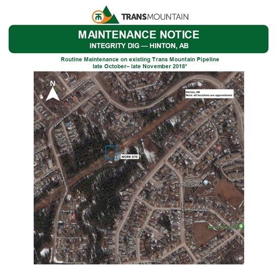 Maintenance Map