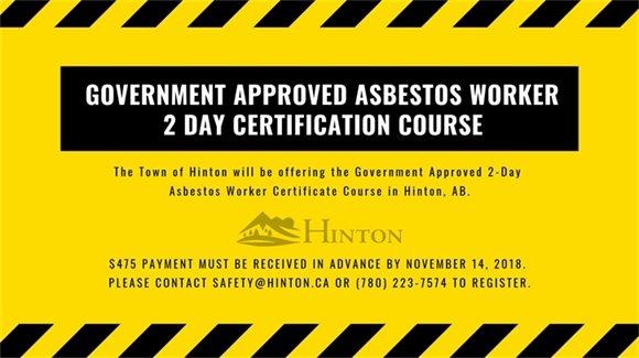 Asbestos Banner