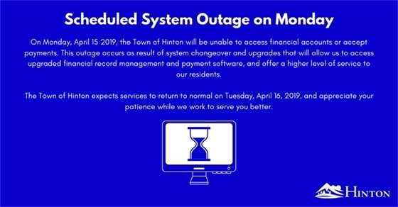 Scheduled  Outage