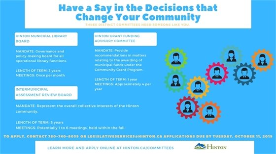 Have a Say in the Decisions that Change Your Community