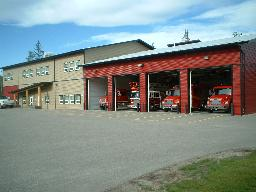 Hinton Fire Hall