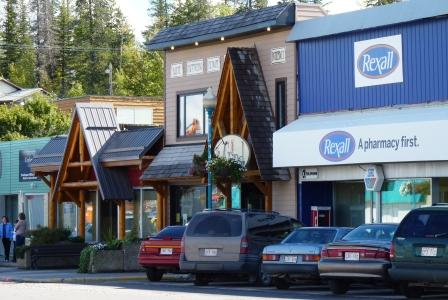 Mountain View Shopping District