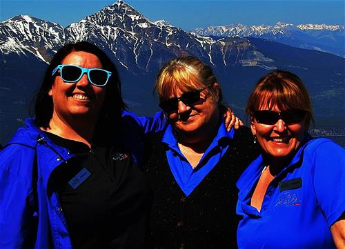Travel Alberta Ladies