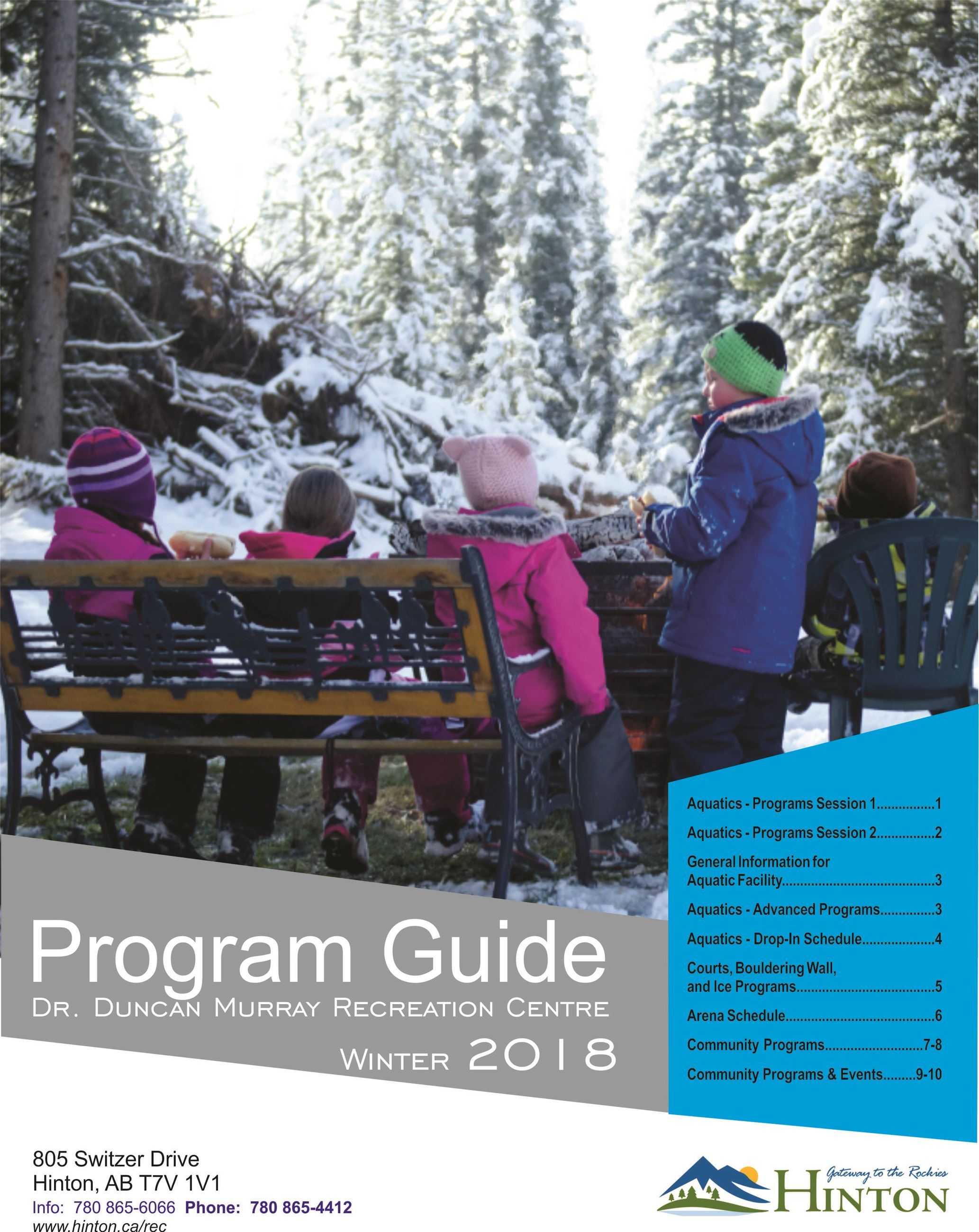 2018 WGuide - Cover