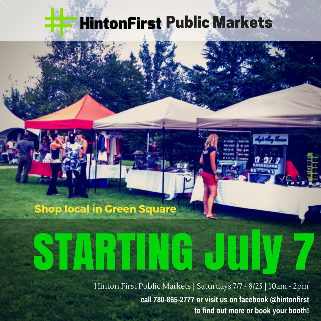 Copy of Hinton First Markets