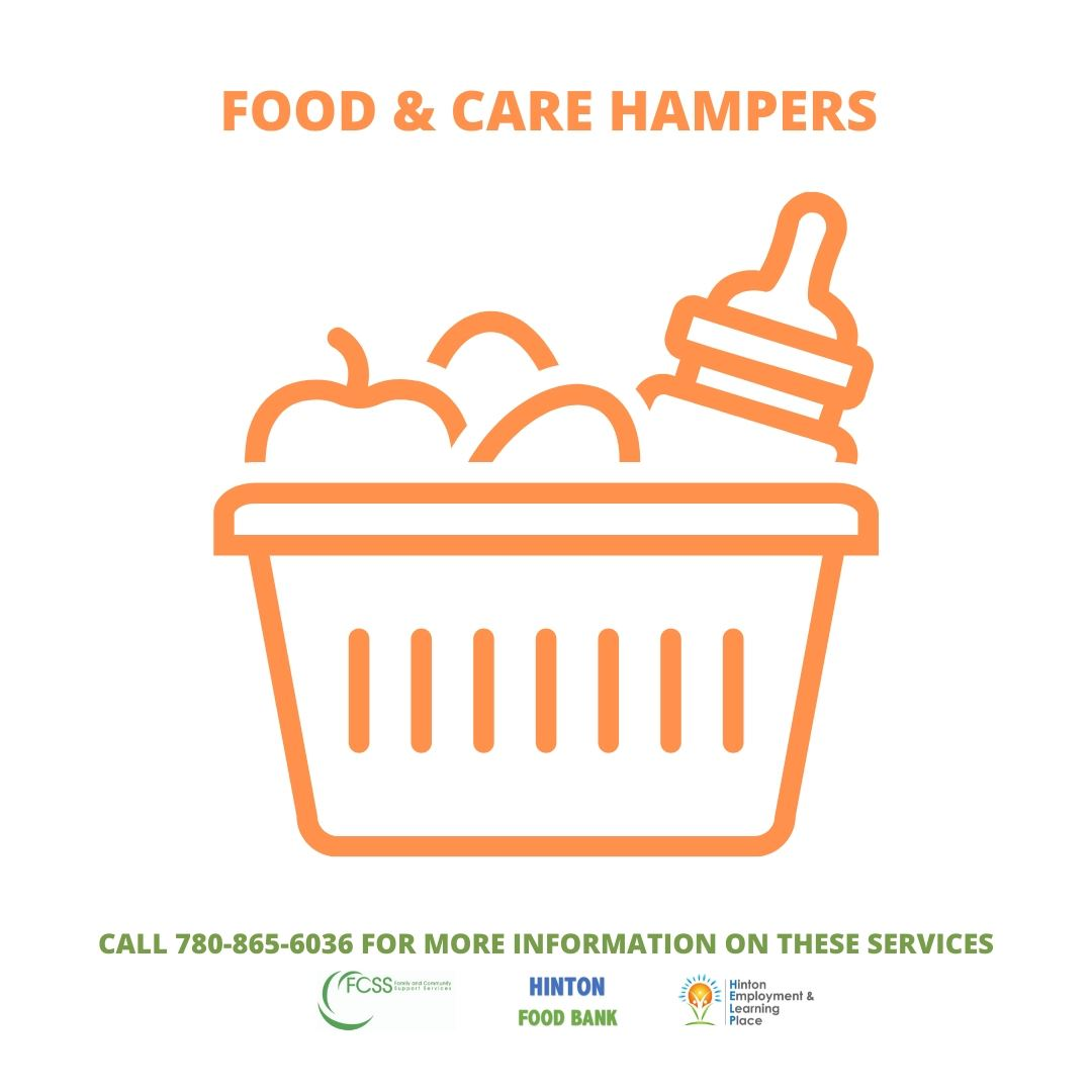 FOOD & CARE HAMPERS