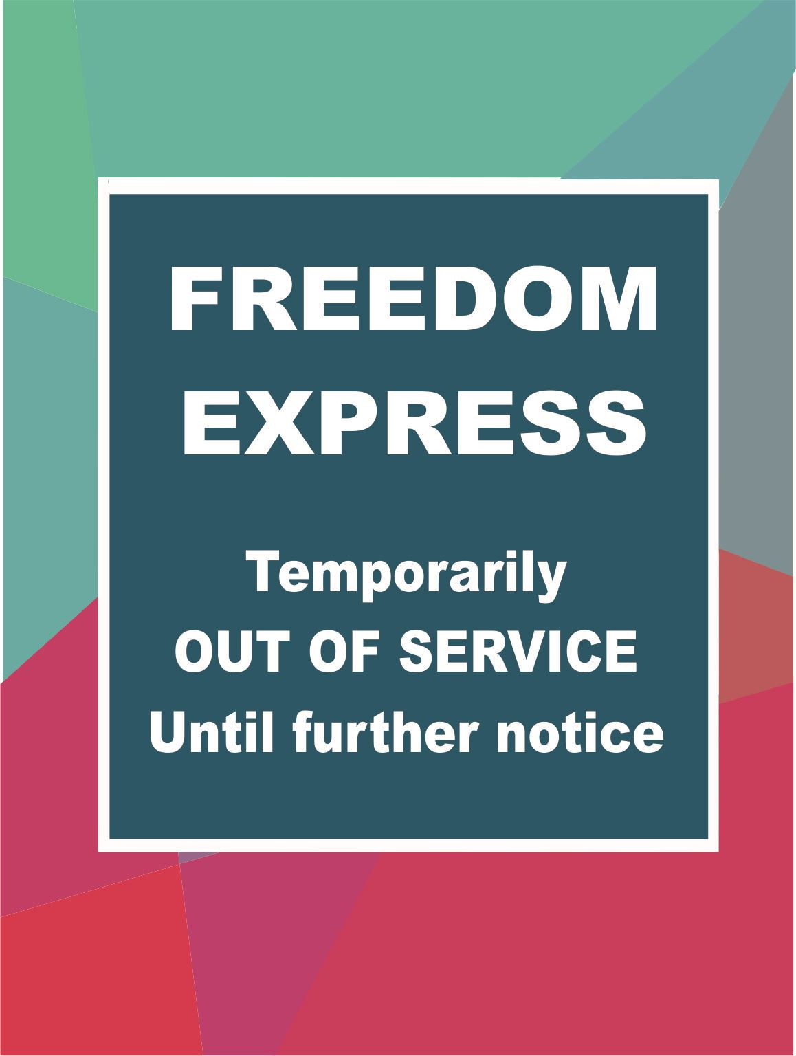 Freedom Express - Update