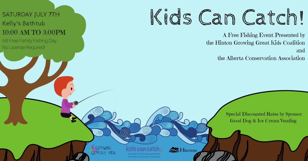 Kids Can Catch! Cover