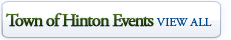Town of Hinton Events - View All